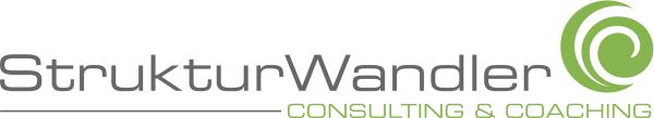 Strukturwandler Logo | Partner Ton & Text Werbeagentur Salzburg